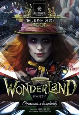 Wonderland Party
