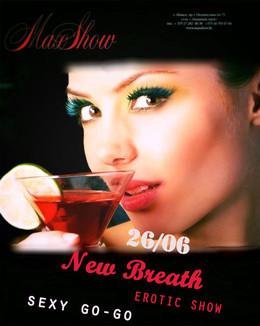 New Breath Show