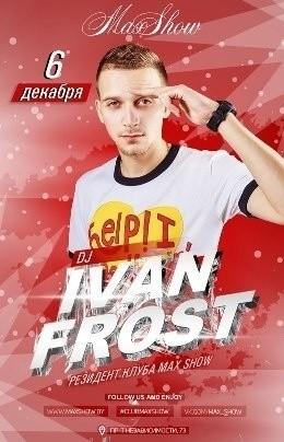 Dj Ivan Frost