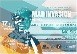 Mad Invasion