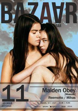 Maiden Obey