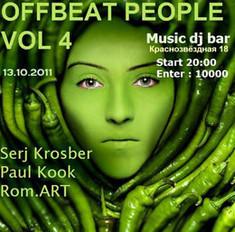 Offbeat People. Vol 4