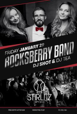 Rocksberry Band, Shot & Tea
