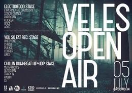 Electrofood Veles Open air