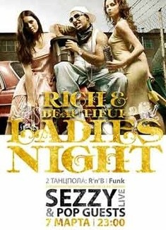 Rich&Beautiful Ladies Night