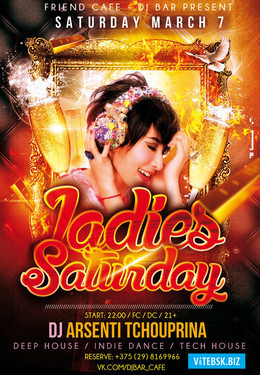 Ladies Saturday