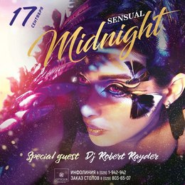 Sensual Midnight