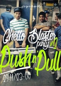 Ghettoblaster - Push 'n' Pull