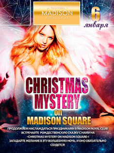Christmas Mystery on Madison Square