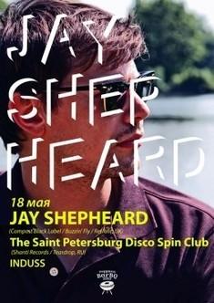 Jay Shepheard (Live)