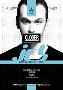 Closer: JCB (msk)