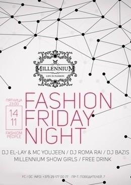 Fashion Friday Night