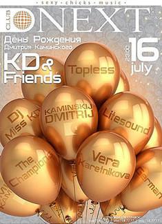KD&Friends