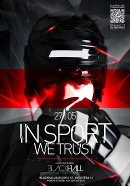 In sport we trust