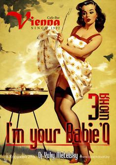I'm your Babie'Q (Vienna)
