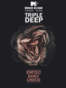 Triple deep