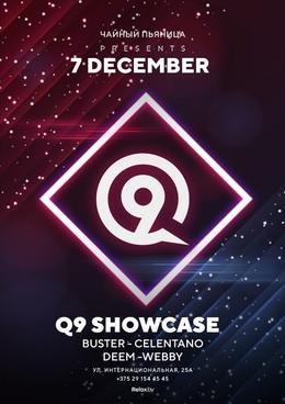 Q9 Showcase