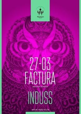 Factura: Induss