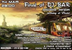 Final of Dj Bar