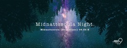 Midnattssoula Night