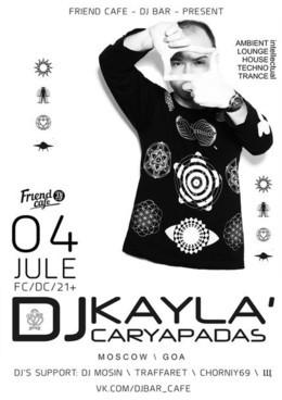 Kayla' Caryapadas