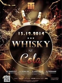 Whisky ne cola
