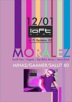 Moralez (Top billin music / Gigolo / Snuff Trax)