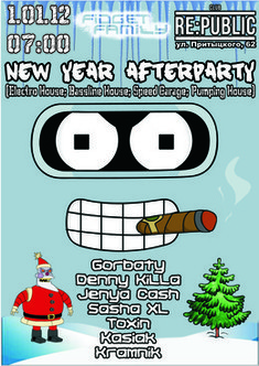 New Year Afterparty