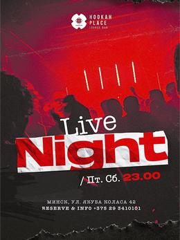 Проект «Live Night»