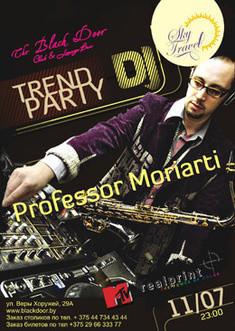 Party Pr. Moriarti