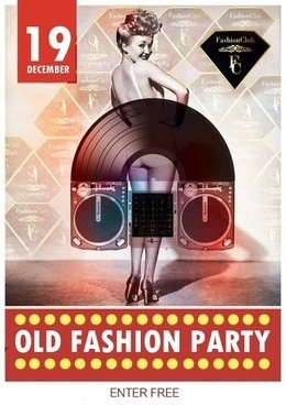 Old fashion party