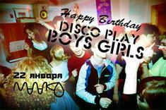 DPBG Happy Birthday