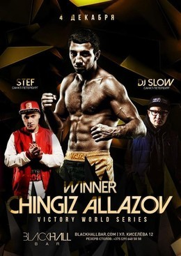 Chingiz Allazov Party