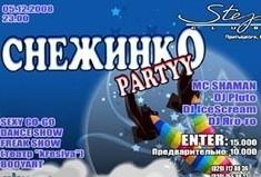 СнежинкО Partyy