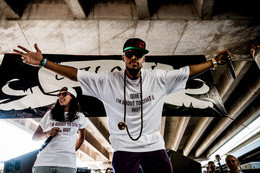 C.A.R.T. (MC Black Daniels & MC Alvarado)