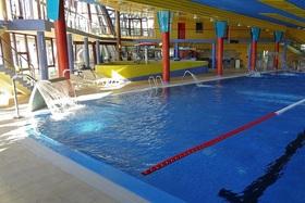 Встречайте! Обновленный бассейн в санатории «Юность»!
