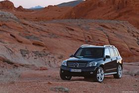 Горячая новинка в нашем автопарке - Mercedes-Benz GLK 350