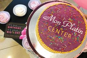 День рождения салон красоты «Мон Платин Центр»