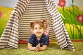 Ждем вас в группах адаптации к детскому саду (для детей от 2,5 лет)