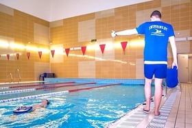 Возобновление занятий в бассейне по адресу: пр. Победителей, 105