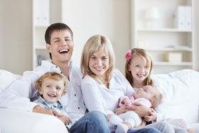 Многодетным семьям скидка 10% на все услуги.