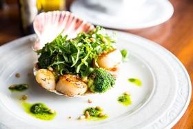 Дарим настроение этой осенью - новое морское меню в кафе «Золотой Гребешок»