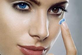 Спецпредложения на контактные линзы.