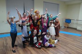 Новый набор на фламенко и в детский театр