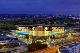 Минск Марриотт Отель отпраздновал свою первую годовщину масштабным пикником