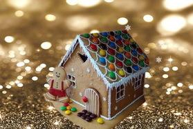 Пряничные изделия – лучший подарок к Новому году!