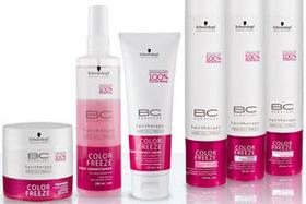 Бессульфатный шампунь для окрашенных волос Color Freeze от Schwarzkopf Professional