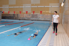 Международный турнир по плаванию в Республике Польша, г. Замость