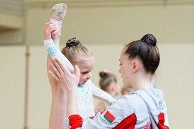 Приглашаем в группу по художественной гимнастике для детей 3-5 лет на Партизанском пр-те 95.