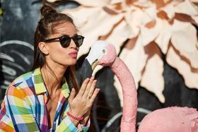 Путешествие в Ривьеру  и показ летней коллекции «Райские птицы» Марины Сачук